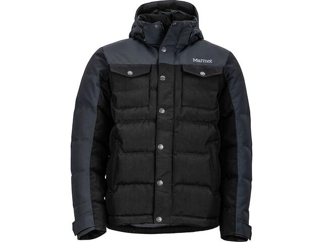 Marmot Fordham Jacket Herre black